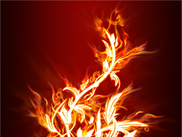 How to Create a Stunning Fire Effect In Photoshop